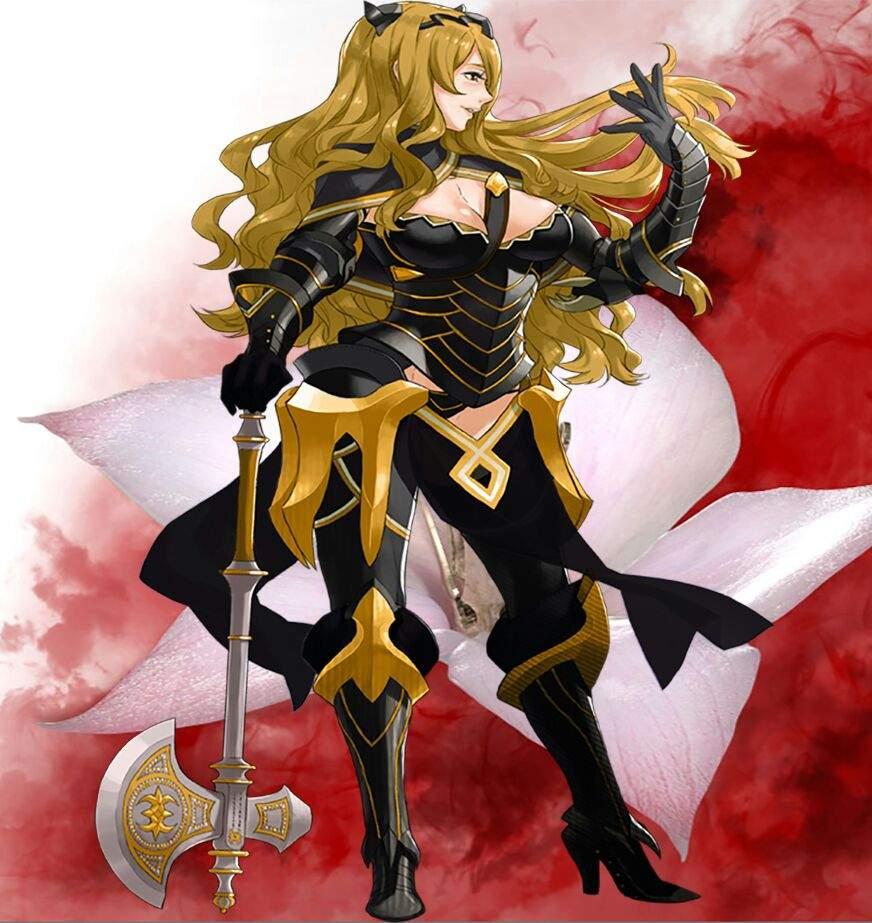 Character fusion camilla fe fates five drakengard 3 for Fe camilla