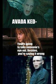 HP funny quotes #9 | Harry Potter Amino