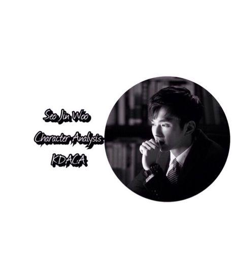Seo Jin Woo Character Analysis