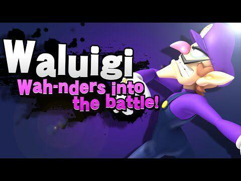 Waluigi moveset idea | Smash Amino