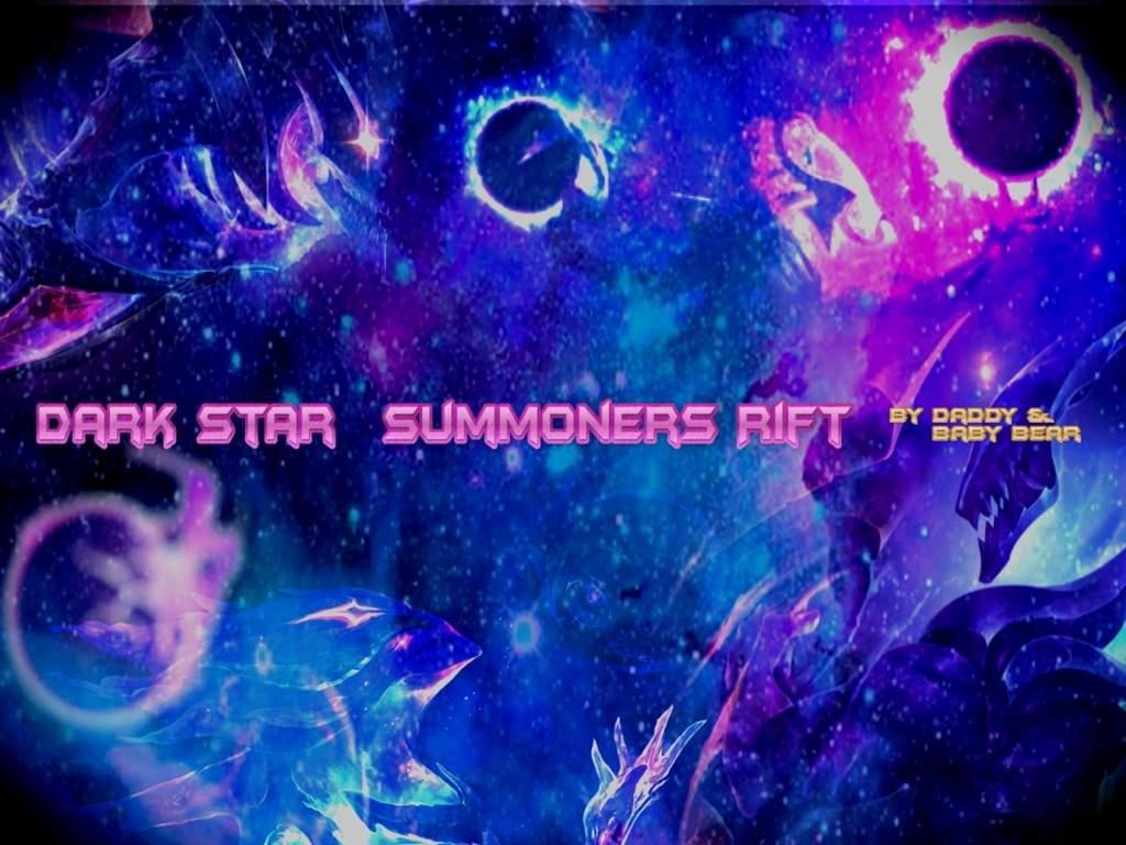 Map Skins - Dark Star Summoners Rift; Map   League Of Legends ...