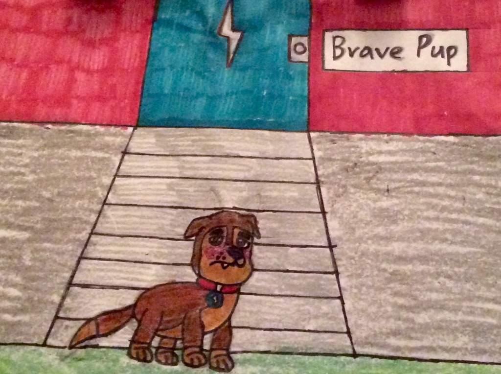Storm Pup Misses Ryder 😿 | Adventure Bay Amino