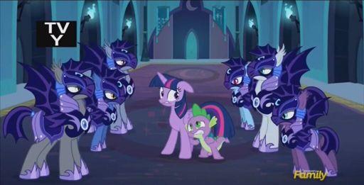 Garden Of Shadows Luna Princess Luna Turns In...