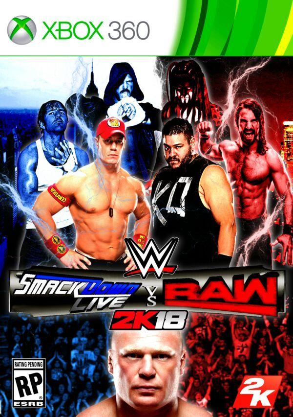 best wrestling games xbox 360