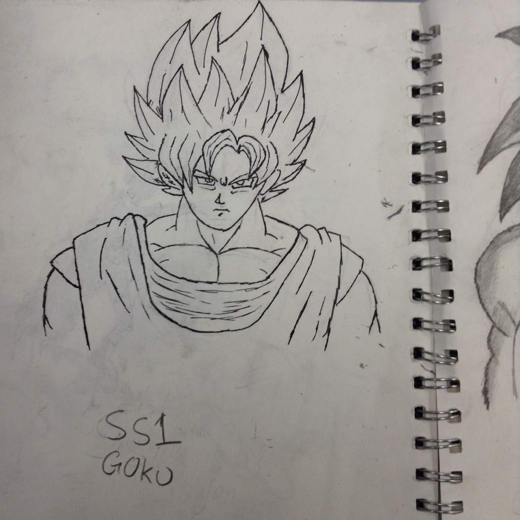 Good drawings dragonballz amino for Good sketches to draw
