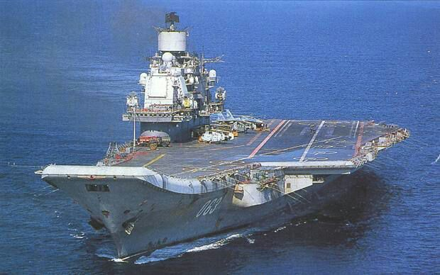 for long range air defense kuznetsov carries 24 vertical launchers for tor missile system sa n 9 gauntlet surface to air missiles with 192 missiles