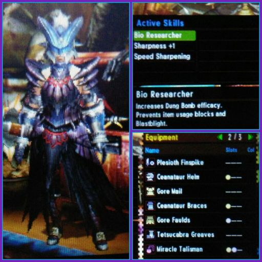 MH4U Beginner Mix Sets | Monster Hunter Amino