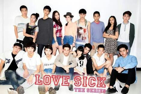 Drama Recommendation - Love Sick: The Series | Yaoi