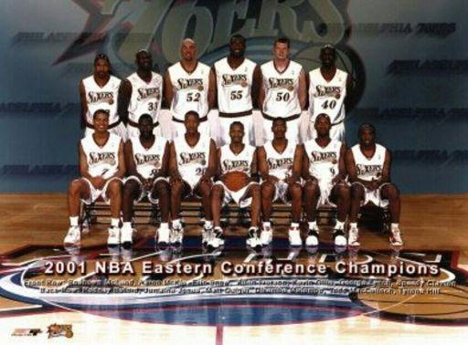 2000 2001 76ers Wiki Hoops Amino