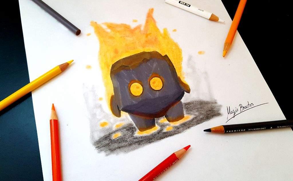 Esp 205 Ritus De Fuego Dibujarte Amino