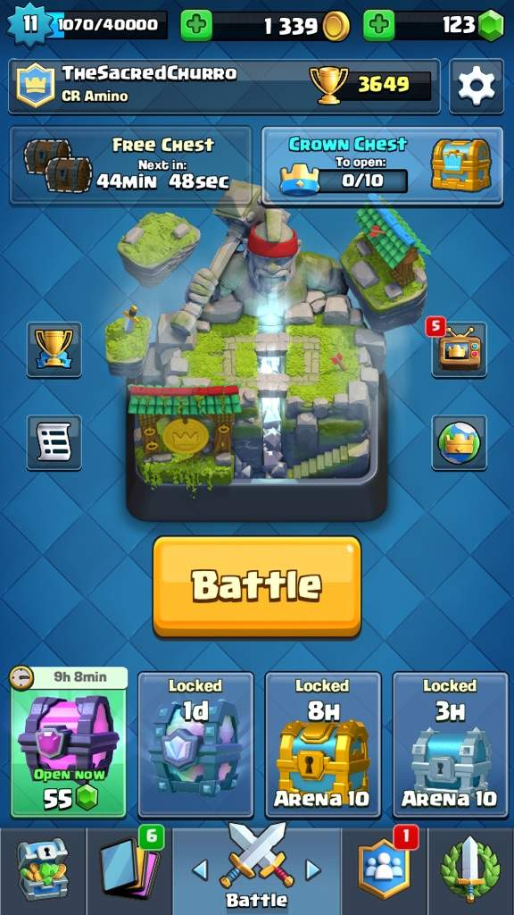 clash royale how to buy night witch