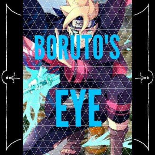 Borutos Eye The Jougan Naruto Amino: Boruto's Eye: Theory