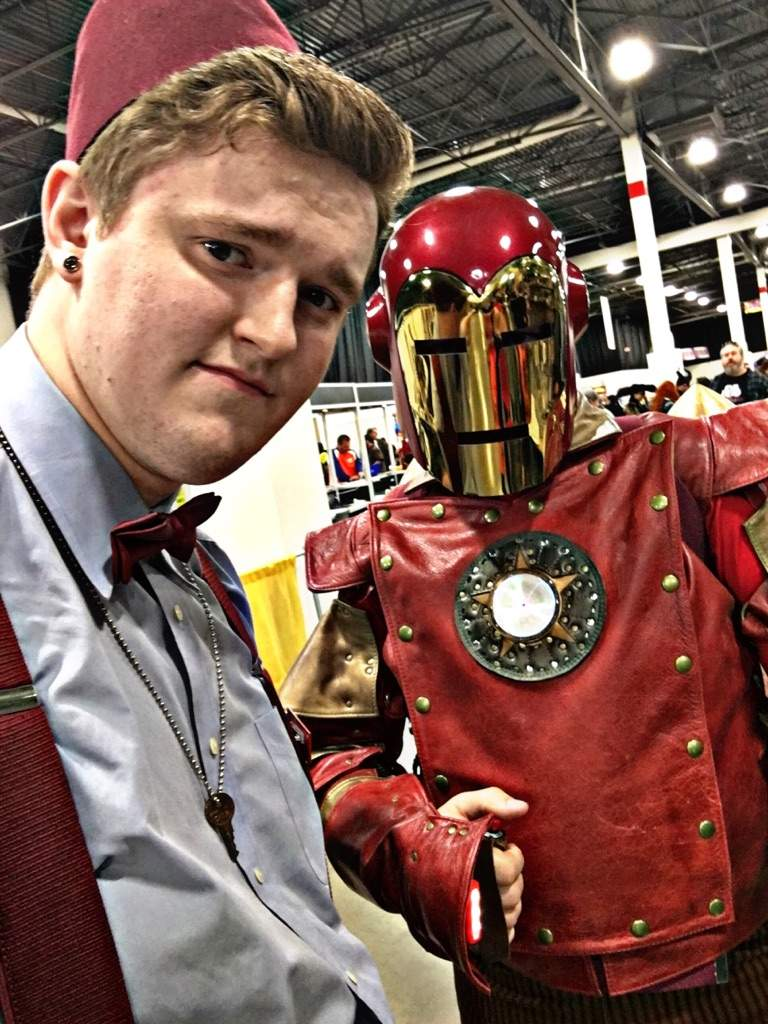 Motor City Comic Con Part 5 Doctor Who Amino