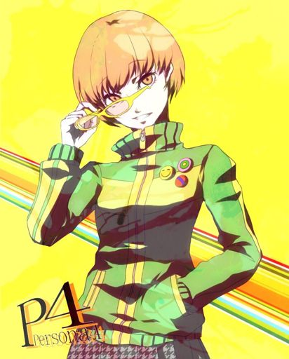 persona 4 golden chie social link