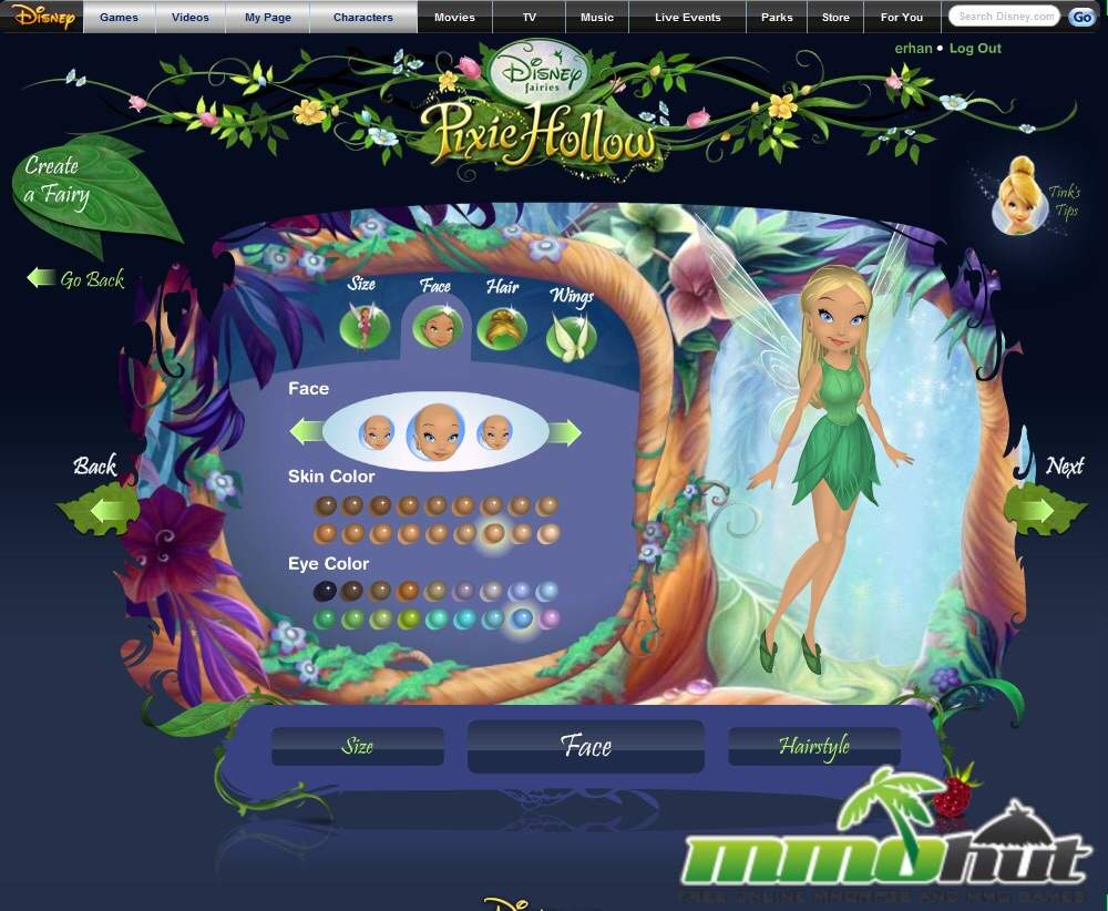 Amazon.com: Watch Pixie Hollow Games, Disney Fairies
