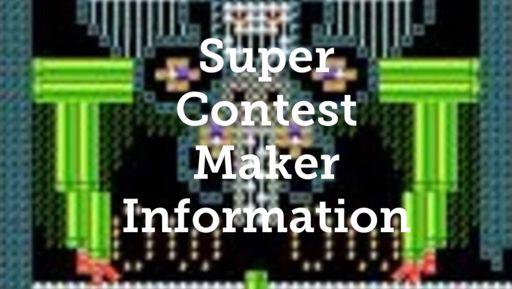 Contest maker