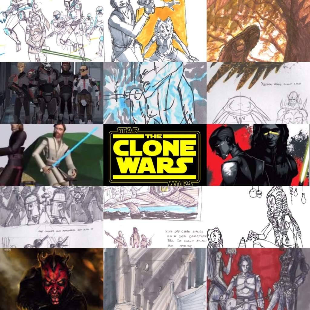 The clone wars seasons 6 7 and 8 star wars amino - Star wars amino ...