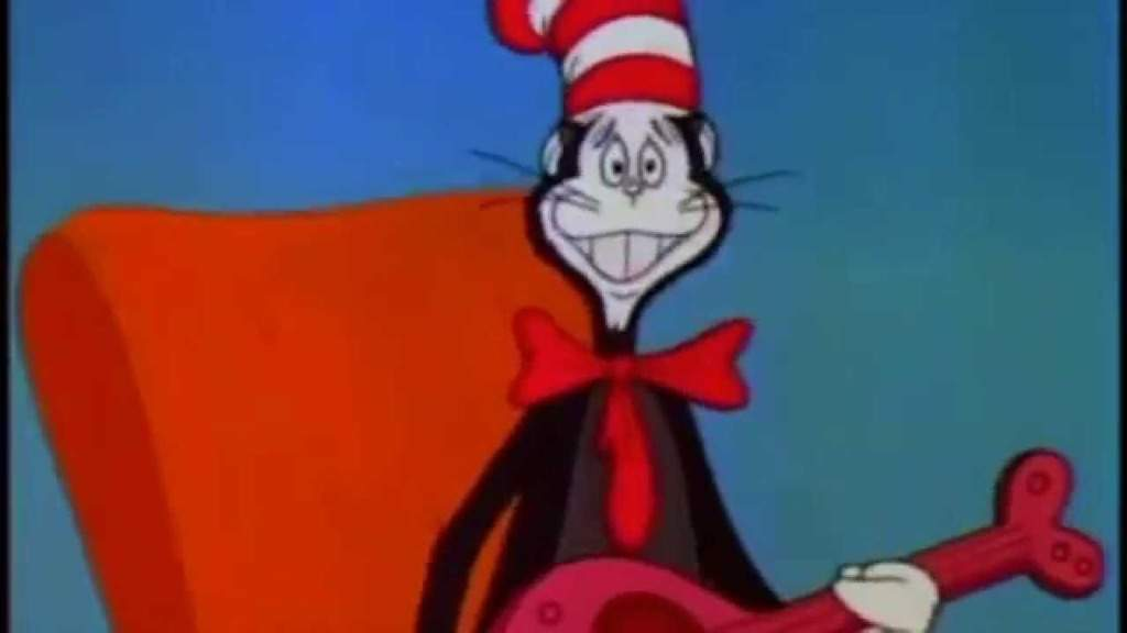 The Grinch Grinches The Cat In The Hat Songs