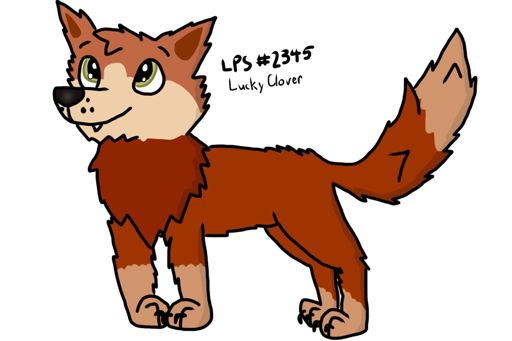 Finished Lps Wolf Drawing Lps Amino