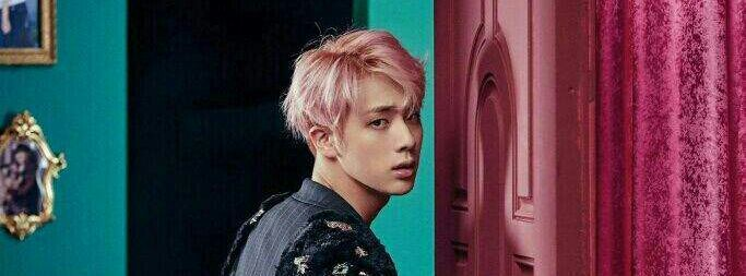 K-IDOLS WITH COLORFUL HAIR: PINK HAIR