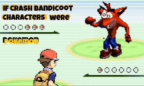 if crash bandicoot characters were pokemon part 1 pokémon amino