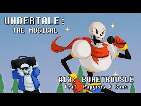 Undertale the Musical - Bonetrousle | Wiki | Undertale Amino