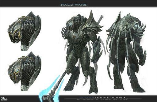 The Arbiter (Military Rank) | Wiki | Halo Amino
