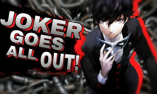 Join the Battle! - Joker (*Ren Amamiya)   Smash Amino