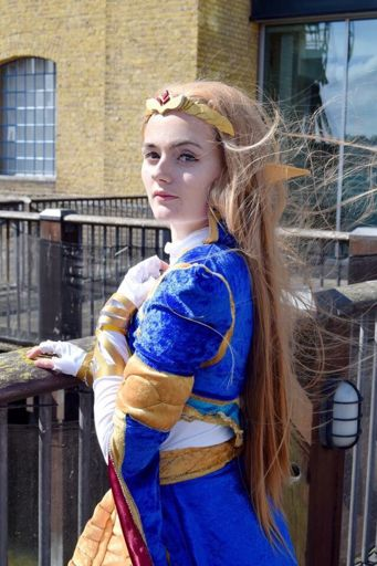 Princess Zelda Breath Of The Wild Wiki Cosplay Amino