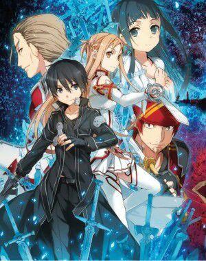 Aincrad Arc Review-100 Follower Special | Anime Amino