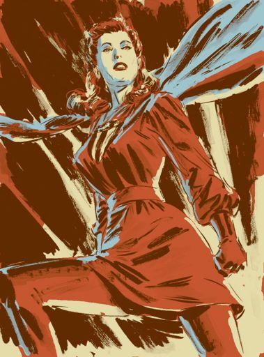 TOP 10 BEST FEMALE GOLDEN AGE HEROES [MARVEL/DC] | Comics Amino