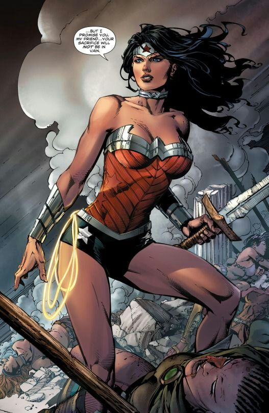 Can porn version of wonder woman