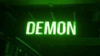 Green Neon Sign Aesthetics