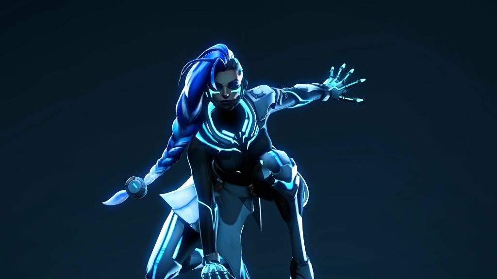 Sombra hacking teleporters | Overwatch Amino