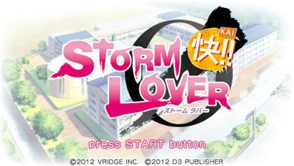 Storm lover kai english patch