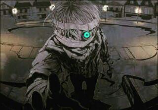 аниме ужасы фото