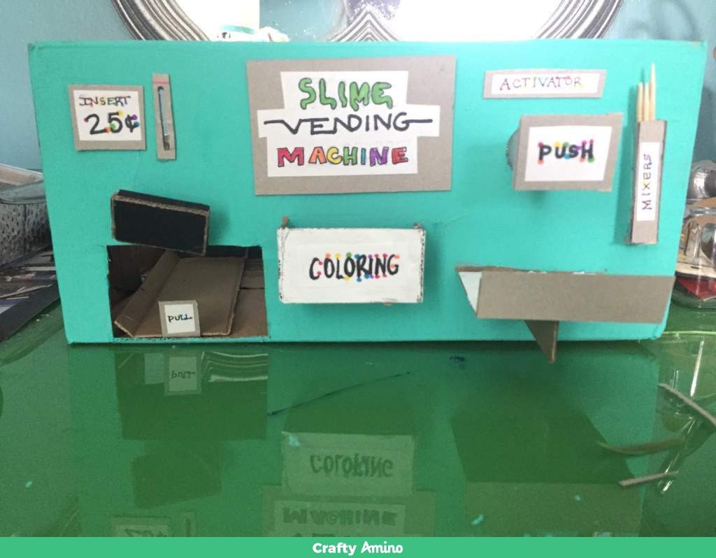 machine slime