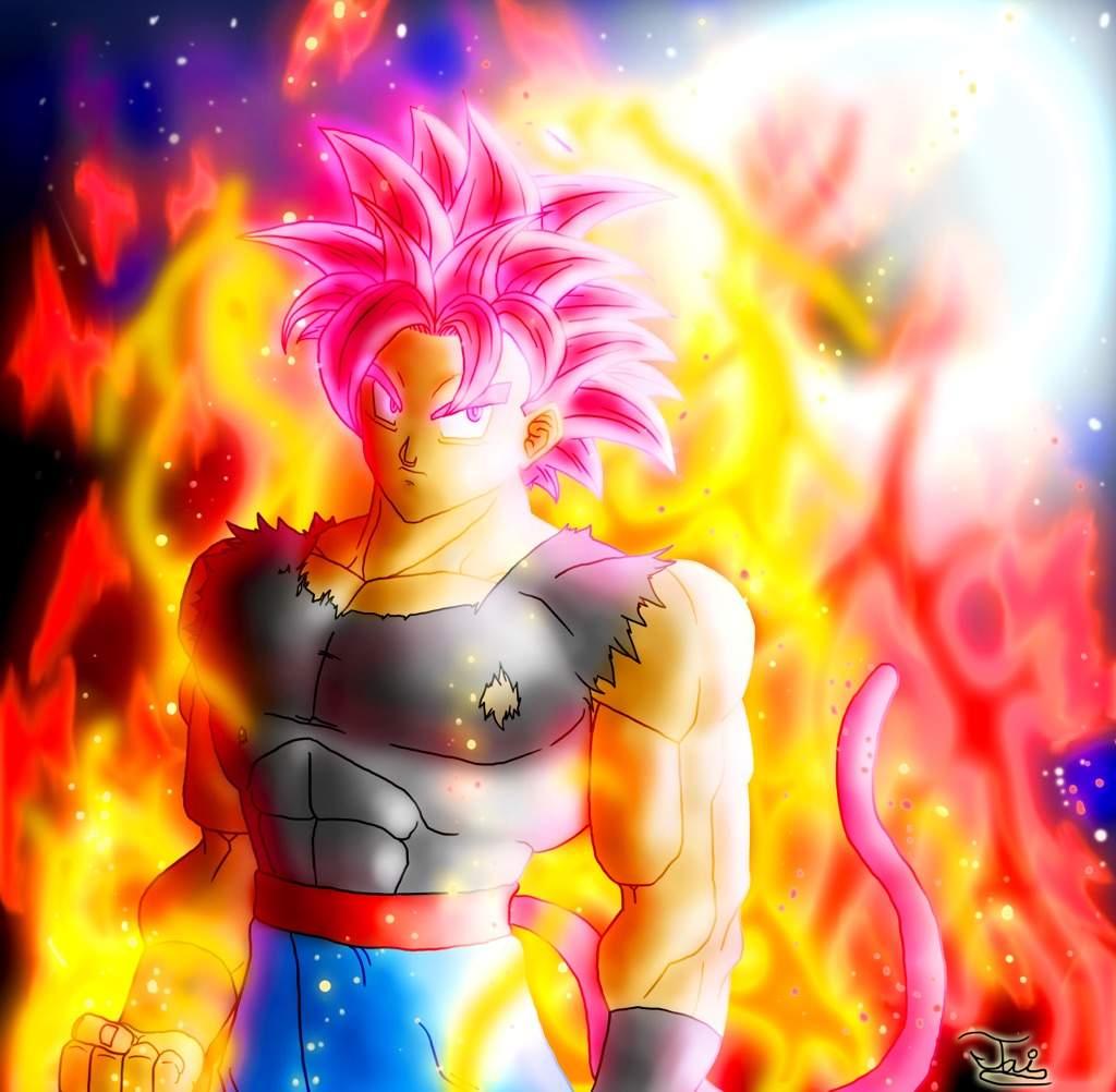 How I would redo SSJ God & SSJ4   DragonBallZ Amino