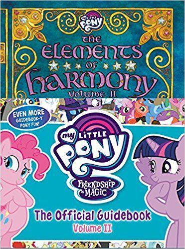 my little pony guide book volumes 2 equestria amino