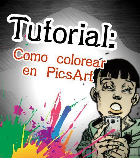 Tutorial: Cómo colorear en PicsArt   Jojo\'s Bizarre Amino Amino