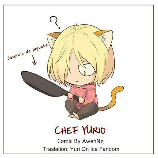Chibi Yurio