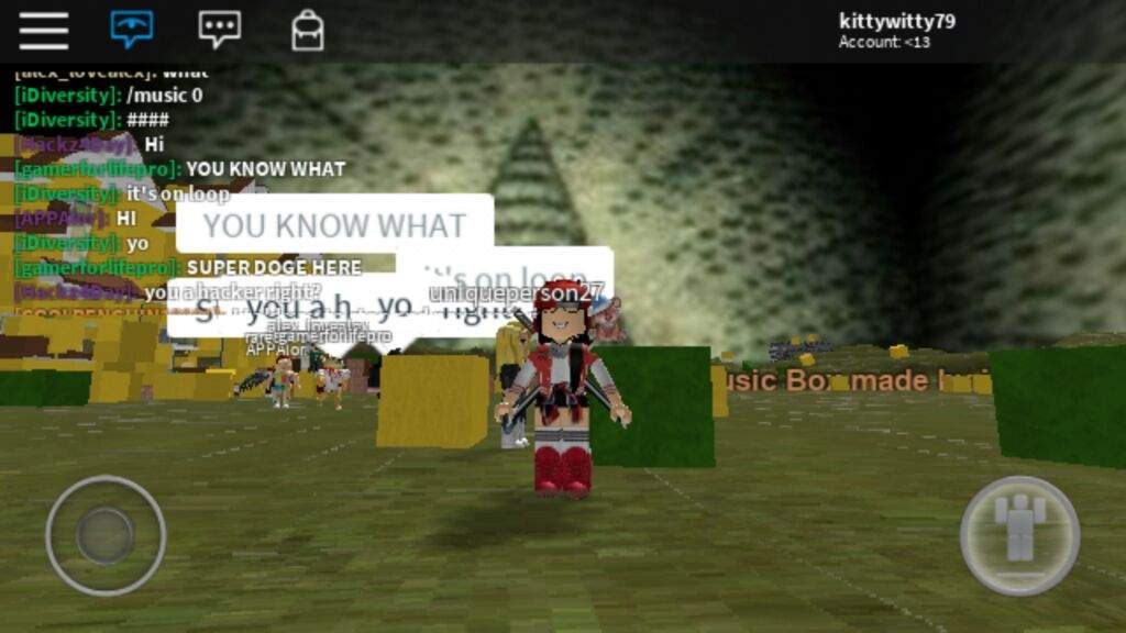 First Time In A Exploited Server Roblox Amino
