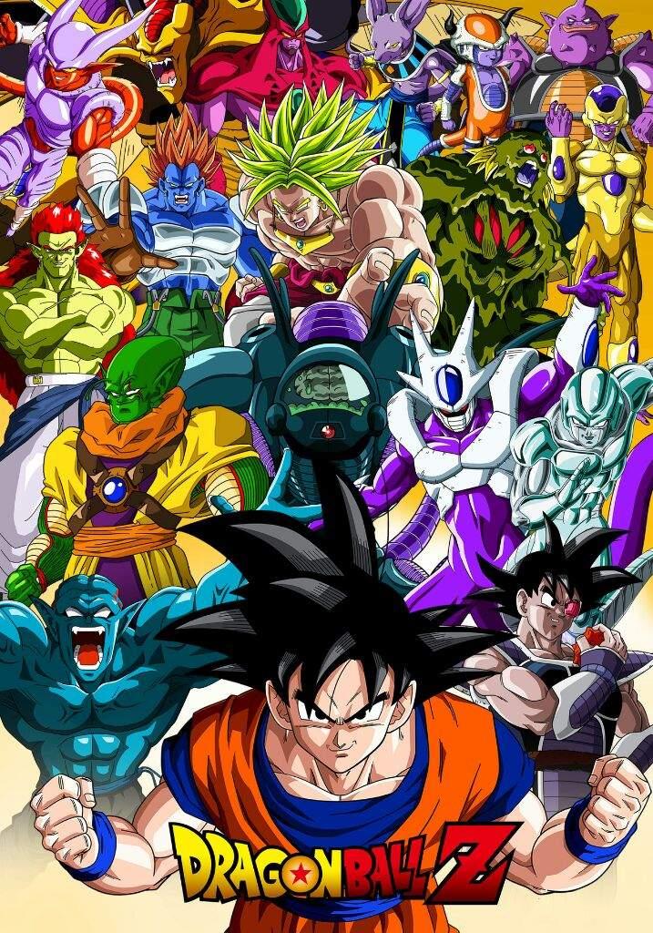 My Top 5 Favorite DBZ Movies | DragonBallZ Amino