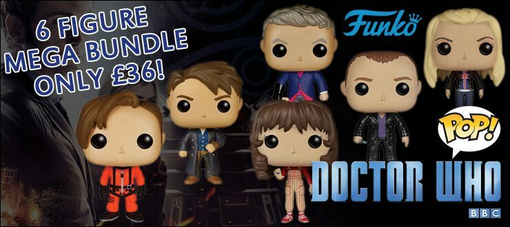 Latest Merchandise May June Doctor Who Amino
