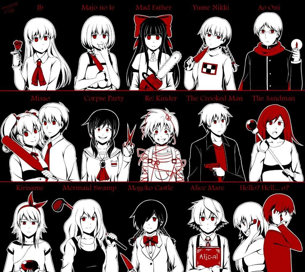 Konchi Hikari Olguin22 Indie Horror Rpg Games Amino
