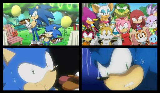 Sonic The Hedgehog Anime Anime Amino