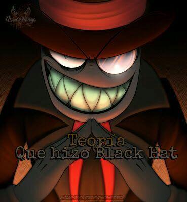 Teoria De Villanos Lo Que Hizo Black Hat Villanosvillainous