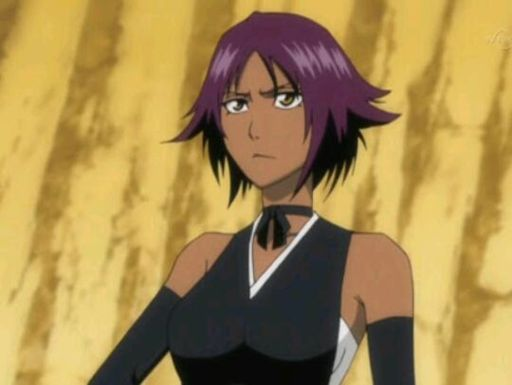 imagenes de yoruichi desnuda