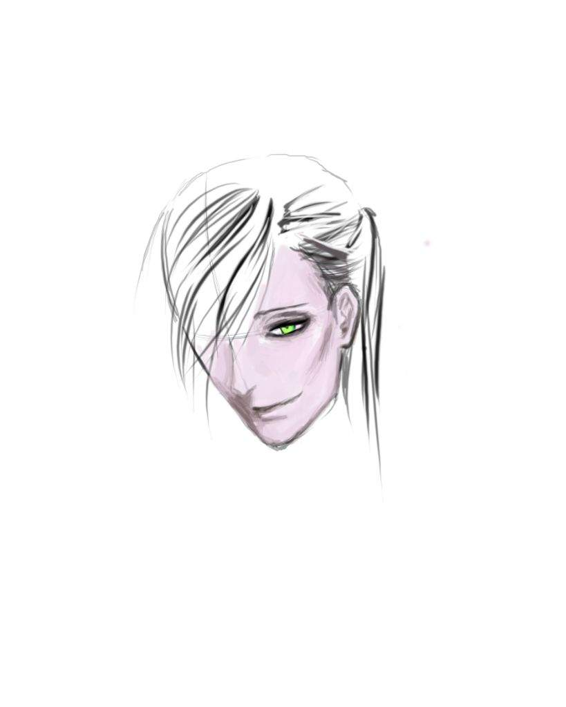 tutorial digital semi realistic undertaker black butler amino