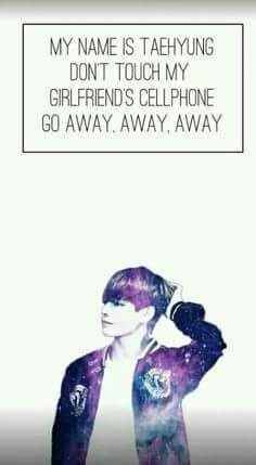 Dont Touch My Phone Bts Wallpaper Wiki Army S Amino